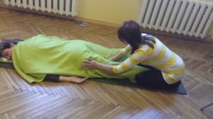 Kristallimassaaži praktika (õpetaja Kaia-Liisa Reinut)